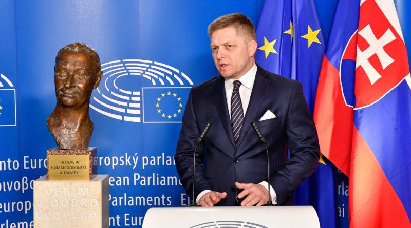 Robert Fico, slovaquie, présidence de l'Union européenne
