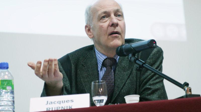 Jacques Rupnik, conférence, maison de l'Europe, Balkans