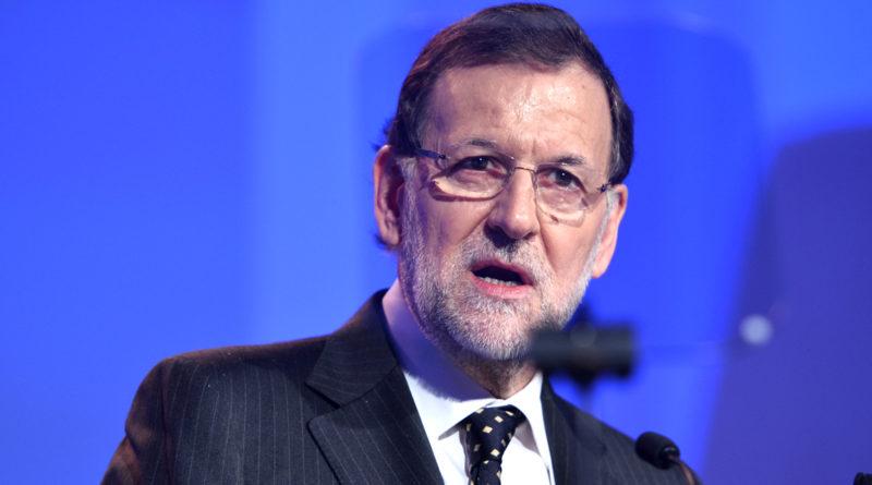 Mariano Rajoy, espagne