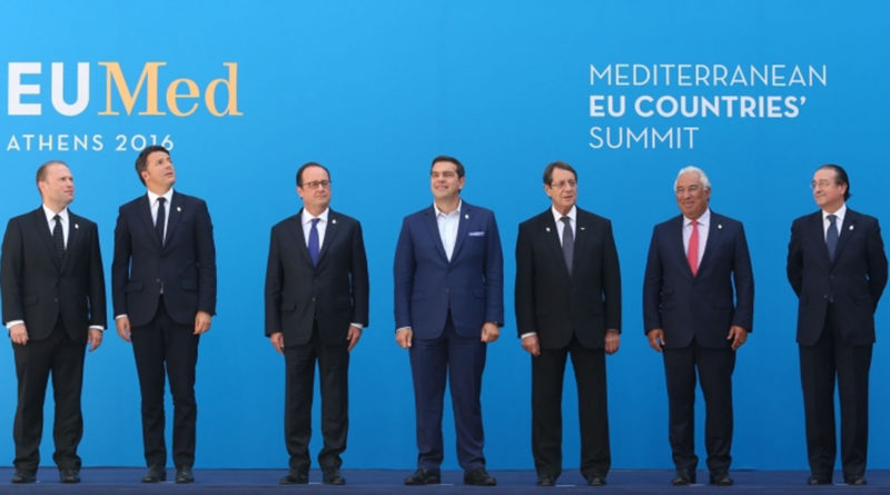 grèce méditerranée, alexis tsipras