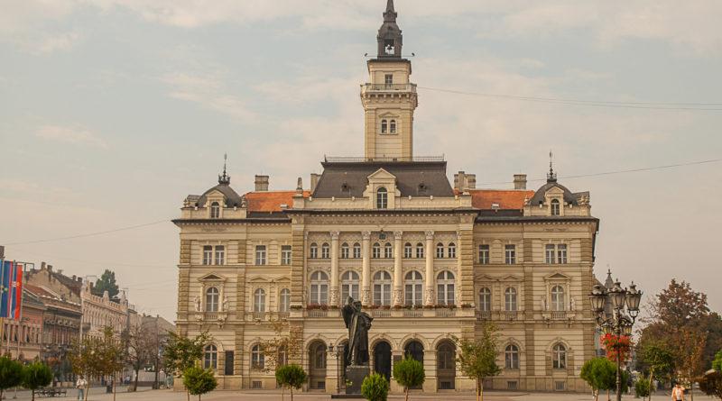 Novi Sad, culture, capitale de la culture