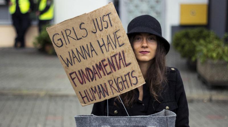 czarny protest, avortement, abortion, pologne, droit des femmes, adèle van torhoudt