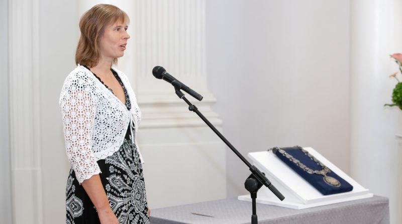 Kersti Kaljulaid, estonie, Joao Lobo