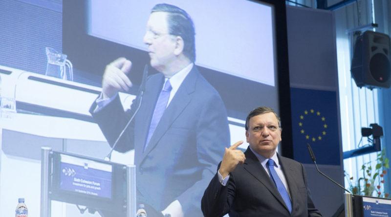 Jose Manuel BARROSO, fat cats, goldman sachs, pantouflage, Elena Blum, commission européenne