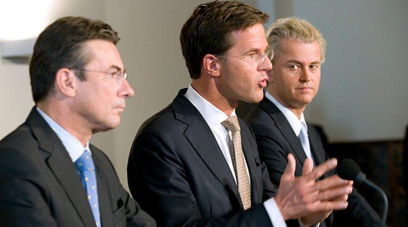 Mathilde Ciulla Geert Wilders Mark Rutte populisme Pays-Bas