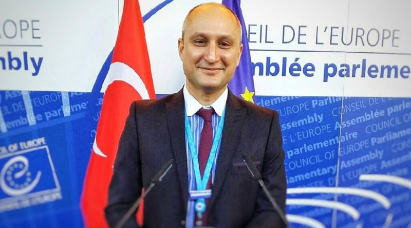 Maud Gozlan Can Oztas Turquie Conseil de l'Europe