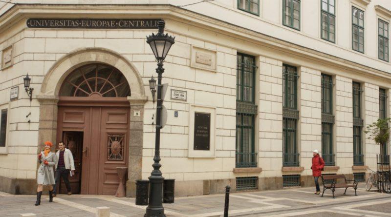 Carole Poisson Victor Orban Hognrie CEU