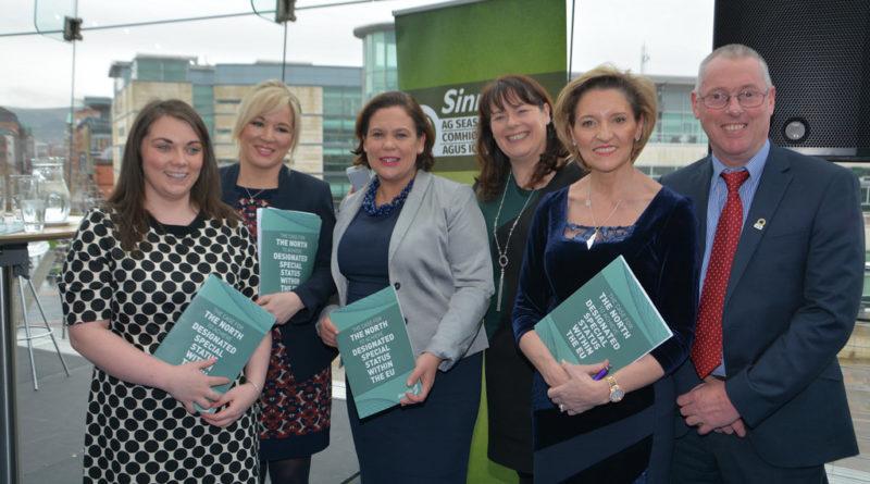 Mary Lou Macdonald, Eire, Sinn Féin