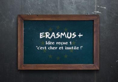 Idées reçues sur l'Europe : «Erasmus c'est cher… Et inutile»