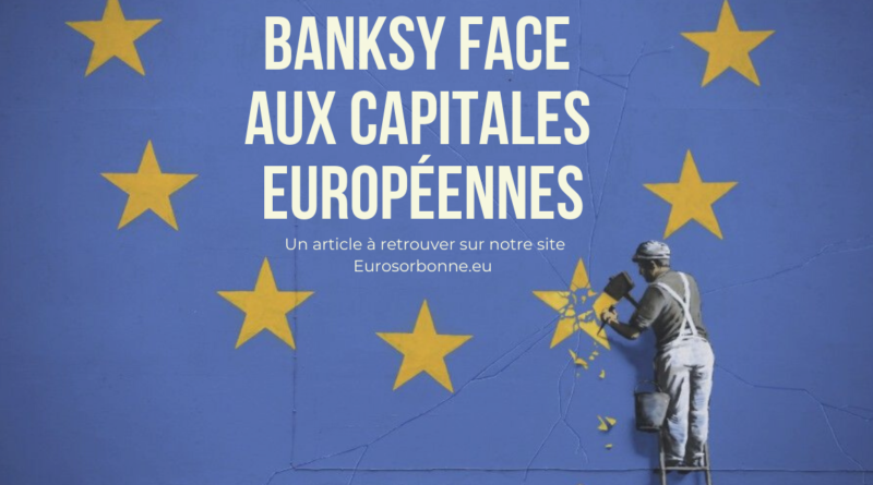 banksy expo Europe
